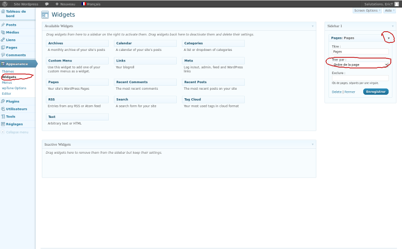 Wordpress choix ordre pages menu.png